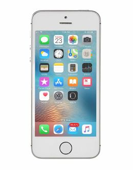 Фото Айфон 5s белого цвета (silver)