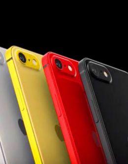 Фанатские варианты Айфон SE 2