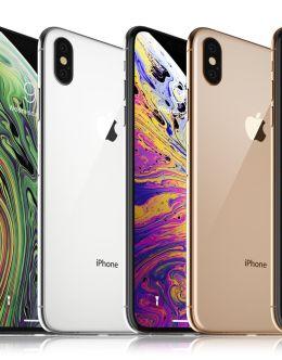 Айфон XS Max: все цвета корпуса
