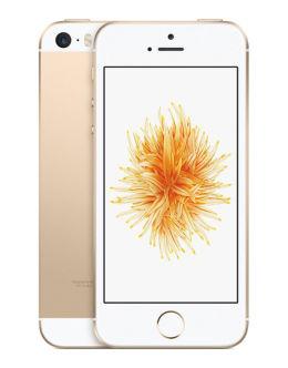 Айфон SE в золотом цвете (gold)