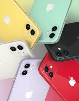 Айфон 11: все цвета корпуса