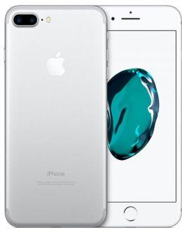 Серый Айфон 8 Плюс на фото (silver)
