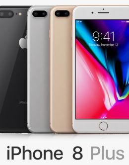 Айфон 8 Плюс во всех цветах