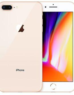 Фото золотого Айфон 8 Плюс (gold)
