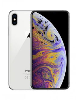 Айфон 10 s в цвете серый космос (space grey)