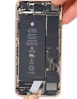 Фото платы iPhone 8