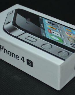 Коробка и комплектация iPhone 4s