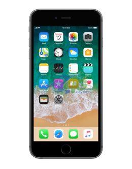 Айфон 6s Plus в цвете серый космос (space grey)