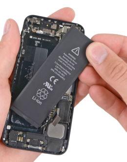 Фото платы iPhone 5s