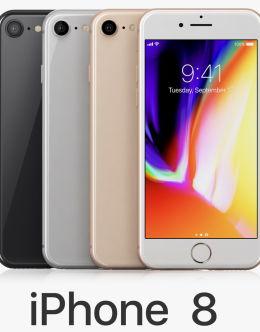 Как выглядит Айфон 8 во всех цветах