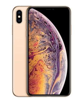 Фото iPhone XS золотого цвета (gold)