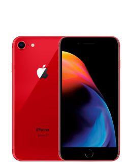 Фото Айфон 8 в красном цвете (RED)