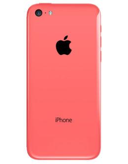 Фото Айфон 5c в розовом цвете (pink)