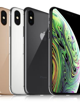 Айфон XS: все цвета корпуса