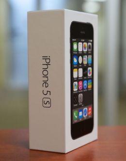 Коробка и комплектация Айфон 5s