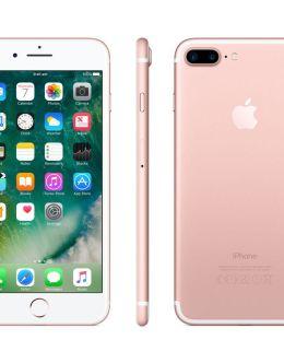 Розовый iPhone 7 Plus на фото